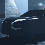 Mitsubishi Outlander 2022 Hadir Dengan Teaser Terbaru