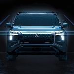 Mitsubishi Perlihatkan Teaser SUV Airtrek Elektrik Buatan China