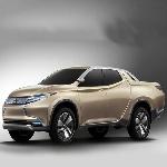 Mitsubishi Triton Akan Memiliki Teknologi Hybrid Luar Biasa, Seperti Apa?