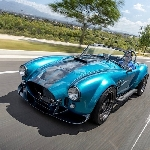 MKIII R, Replika Resmi Ford Cobra dilepas 1,2 Miliar Tanpa Mesin