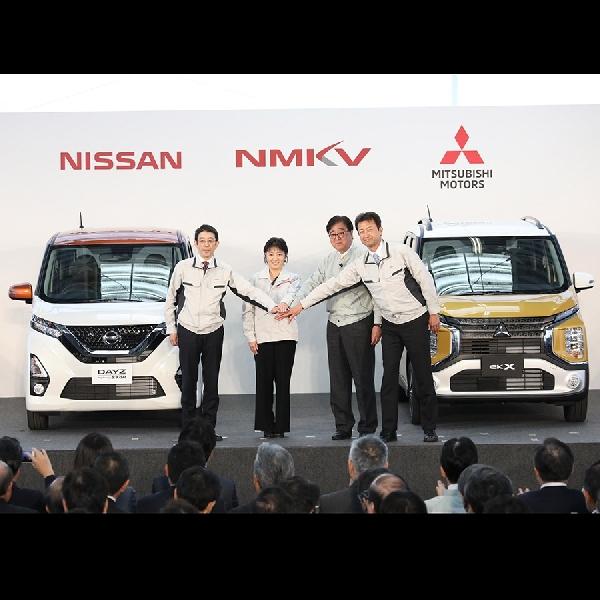 Nissan dan Mitsubishi Luncurkan 4  Mobil dengan Teknologi Semi Otonom untuk Market Jepang