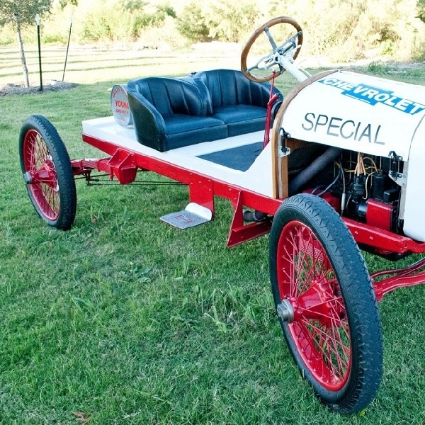Mobil Balap 1922 Dari Chevrolet Ini Masih Terawat, Bagaimana Penampakannya?