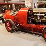 Mobil Besutan Fiat Dengan Mesin Raksasa Ini Berusia 111 Tahun