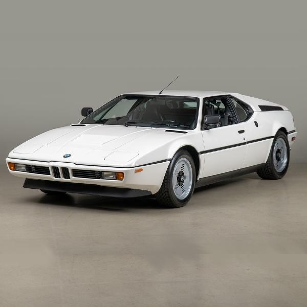Mobil Ikonik 'BMW M1' 1980 Siap Menuju Pemilik Baru