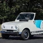 Mobil Legendaris Renault 4 Le Car akan Bangkit dengan Mesin Listrik