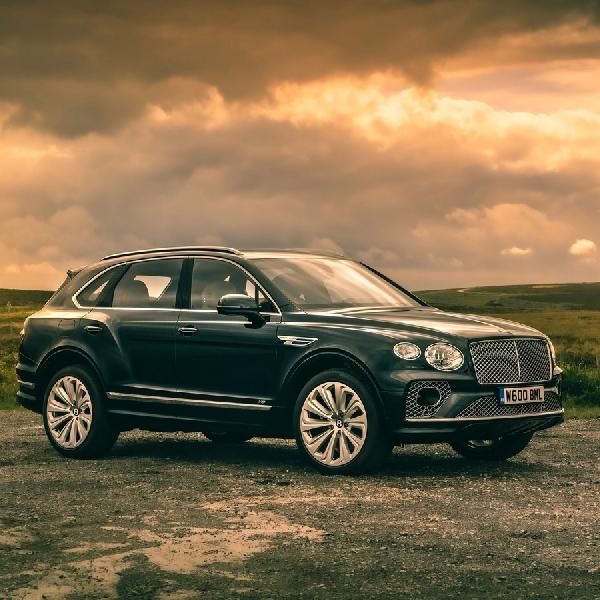 Mobil Listrik Bentley Pertama Akan Menjadi Crossover Berbasis Artemis
