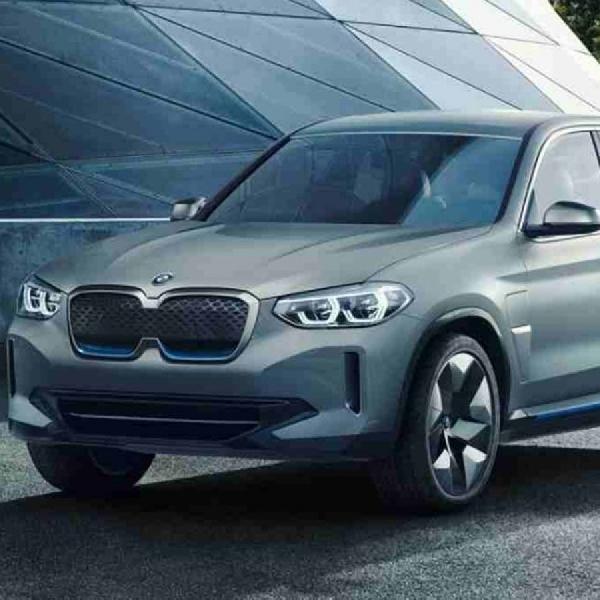 BMW Batal Pasarkan iX3 di Negara Satu Ini