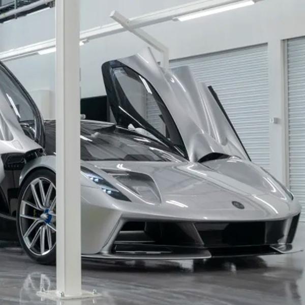 Pemerintah Inggris Suntik Dana Untuk Pengembangan Mobil Listrik Lotus