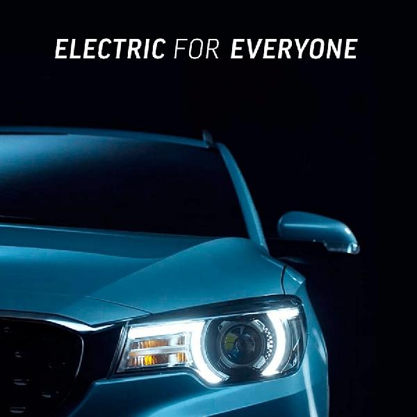 Mobil Listrik MG ZS EV Dijual dengan 'Harga Normal' di Bawah Rata-Rata