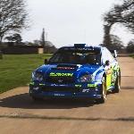 Mobil Reli Subaru Legendaris Ini Dilelang Dengan Harga Tinggi