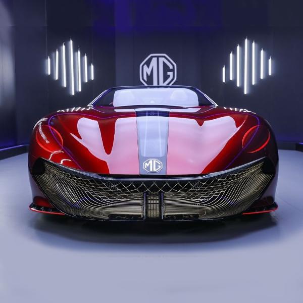 Akhirnya, Mobil Sport Listrik MG Cyberster Sudah Mulai Produksi