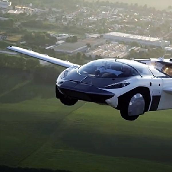 Mobil Terbang Segera Hadir, Harganya Diprediksi Lebih Dari Rp 10 Miliar