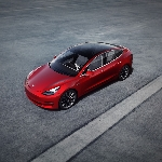 Paket Terbaru Untuk Tesla Model 3