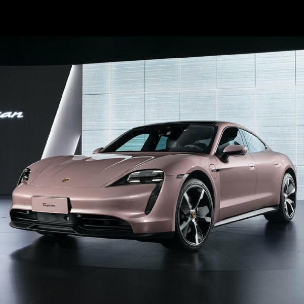 Model Dasar Porsche Taycan 2021 Tiba Dengan Harga Mulai Rp 1,1 Miliar