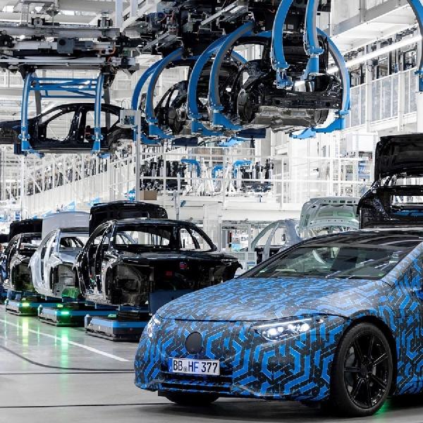 Model Utama Mercedes-Benz Electric Meluncur 2022 Dengan Enam Mercedes-EQ Terbaru (Part II)