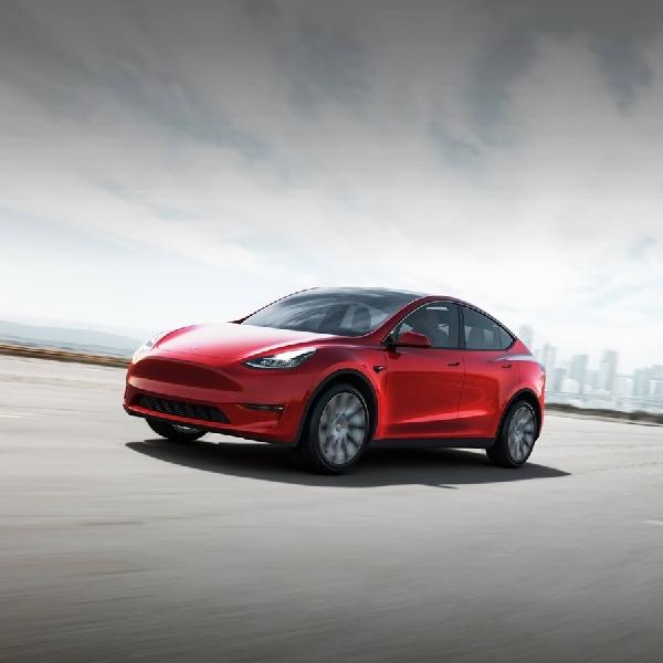Model Y Rilis, Akankah Pasar Crossover AS Dilibas Tesla?