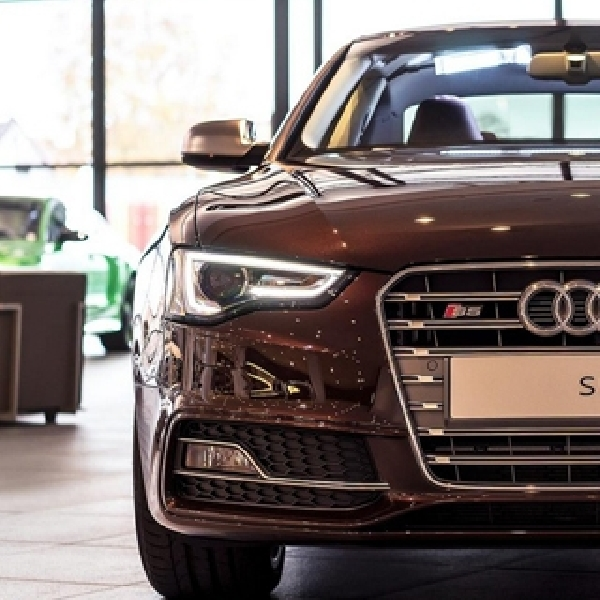 Modifikasi Ciamik Audi S5 Coupe