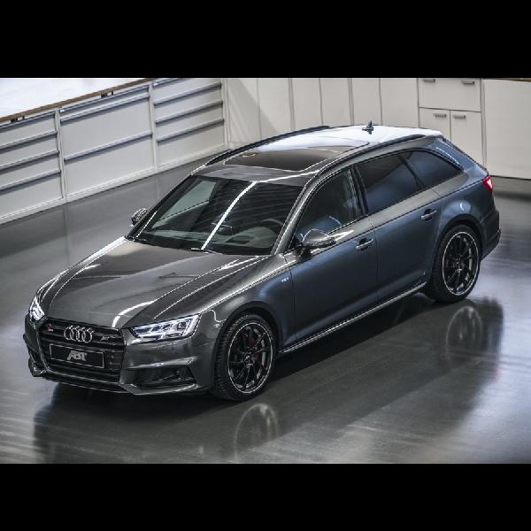 Modifikasi Audi RS4 Avant Tersimpan Tenaga Hingga 419 HP