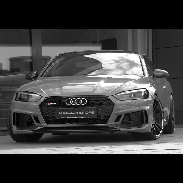 Modifikasi Audi RS5 Coupe: Simpel tapi Bertenaga