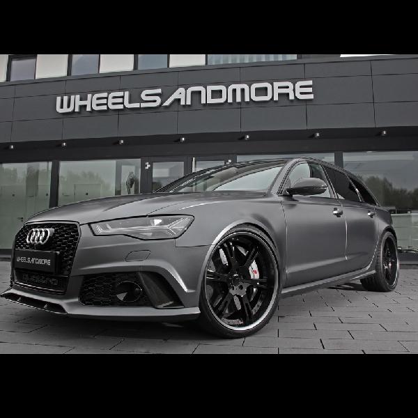 Modifikasi Audi RS6: Fokus Pada Sektor Mesin