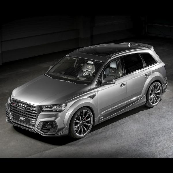 Modifikasi Audi SQ7 - Sporty dan Bertenaga