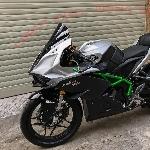 Modifikasi Bajaj Pulsar RS200: Mirip Kawasaki H2R