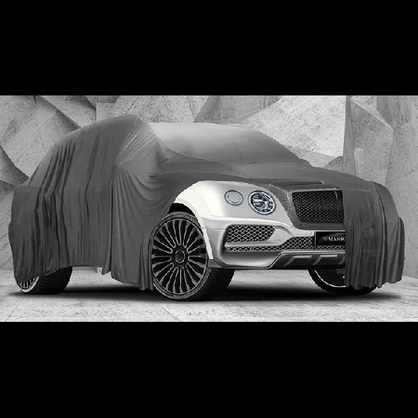 Modifikasi Bentley Bentayga Terlihat Lebih Eksklusif