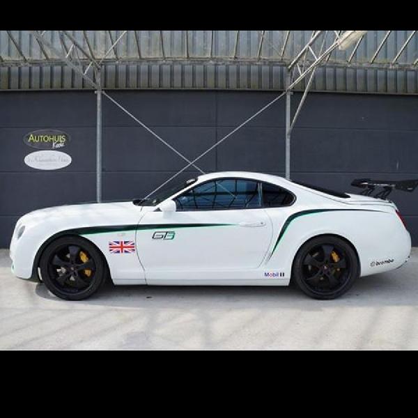 Modifikasi Bentley Continental GT3 Dijual dengan Harga Murah, Mau?