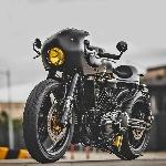 Modifikasi Harley-Davidson Sportster XR1200 Dari Taiwan