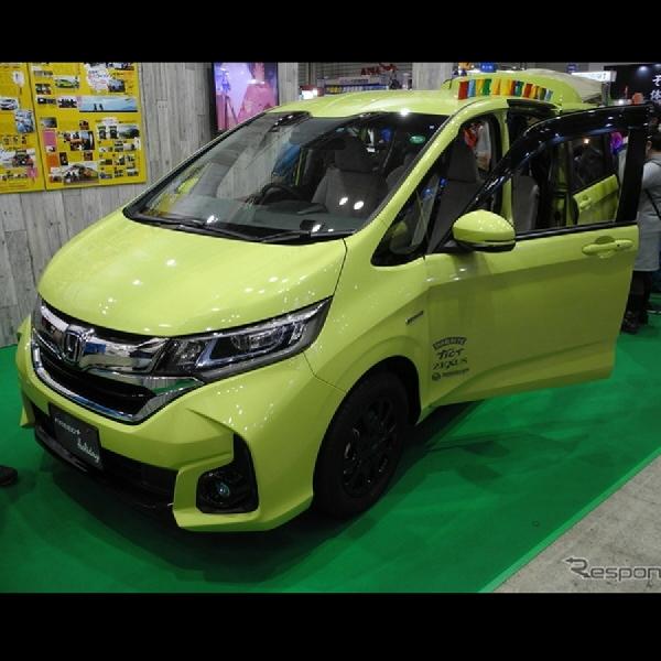 Modifikasi Honda Freed Disulap Menjadi Kendaraan untuk Mancing