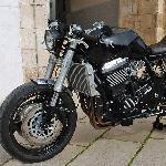 Modifikasi Kawasaki ZRX1100 Dengan Perubahan Drastis, Ini Tampilannya