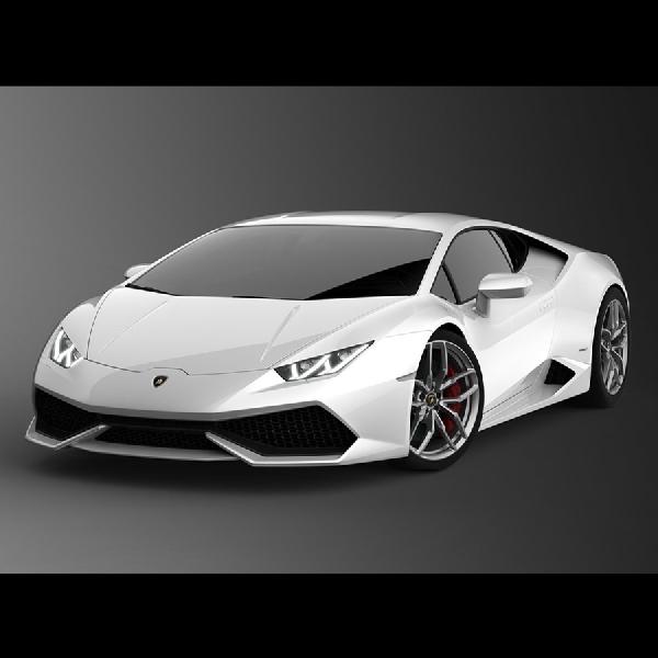 Modifikasi Lamborghini Huracan Bergaya Pikap