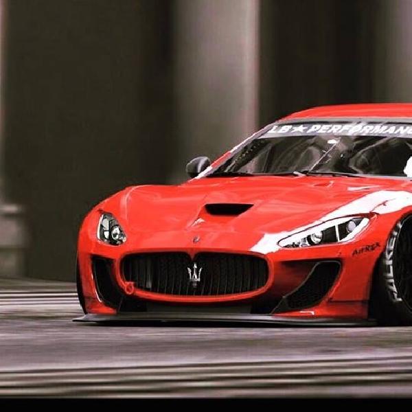 Modifikasi Maserati GranTurismo - Classy Italian GT