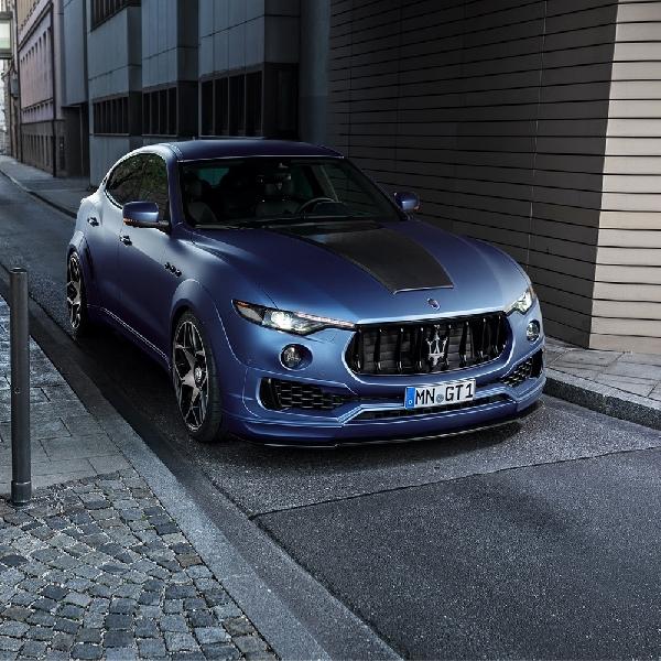 Modifikasi Maserati Levante: Lebih Sporty dan Bertenaga