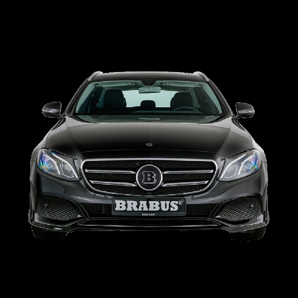 Modifikasi Mercedes Benz Estate Brabus Bertenaga Dahsyat