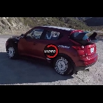 Modifikasi Nissan Juke: Rally Look