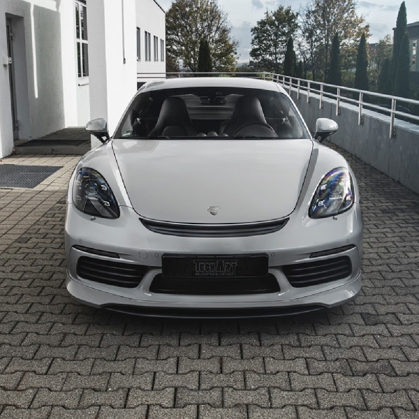 Modifikasi Porsche 718 Boxster: Ground Clearence Lebih Tinggi