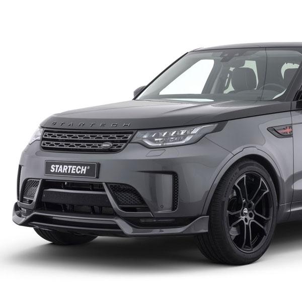 Modifikasi Ringan Range Rover Discovery dari Startech