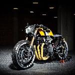 Spider, Honda CB750 F2 Dibuat Khusus Oleh KrisBiker