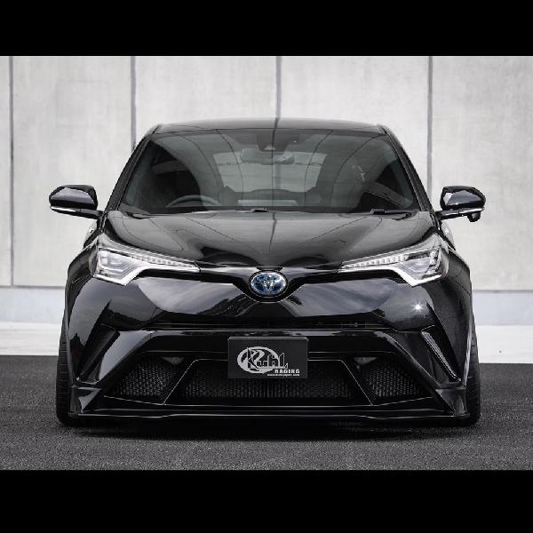 Modifikasi Toyota C-HR: Lebih Semok dan Fungky