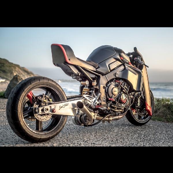 Modifikasi Yamaha MT-10: Si Monster Bertenaga Buas