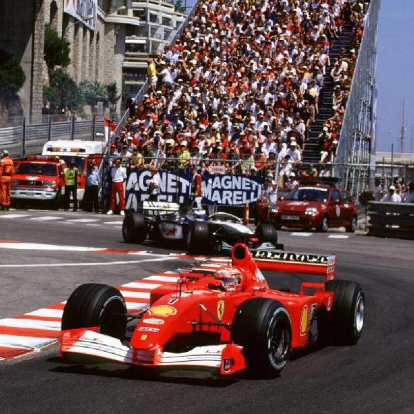Ferrari F2001 Bersejarah Bisa Jadi Milik Anda