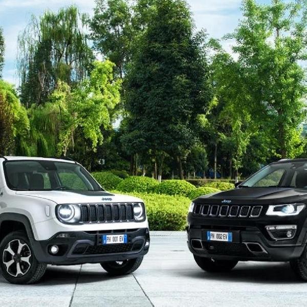 Mopar Rilis Aksesori Pertama Untuk Jeep Renegade 4xe dan Compass 4xe 2021