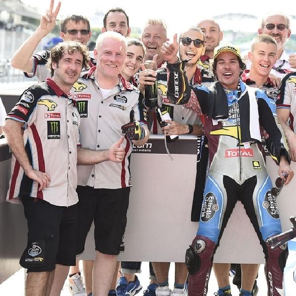 MotoGP: Morbidelli Sempat Takut Ketika Gabung Manajer Marc VDS