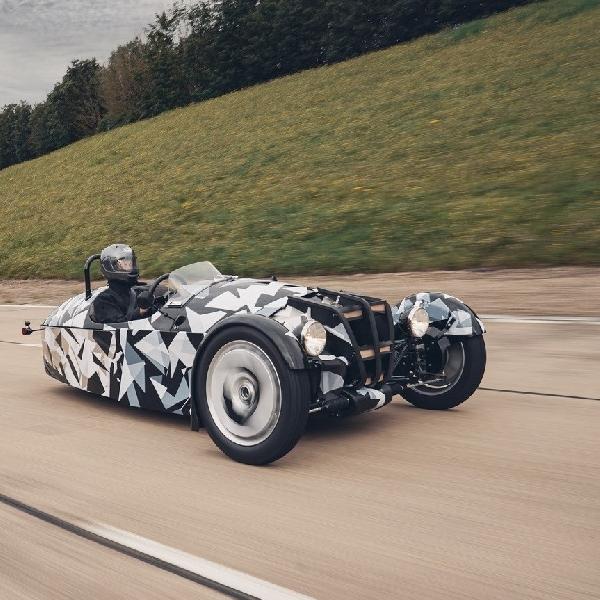 Simak Tampilan Kendaraan Beroda Tiga Terbaru dari Morgan