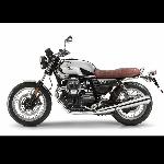Edisi HUT ke-50 - Moto Guzzi V7 50 Hadir Lebih Menggoda