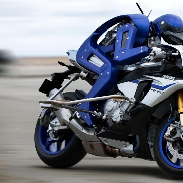 MOTOBOT Yamaha Segera Turun Gunung