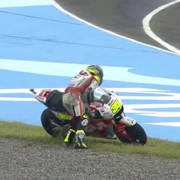 MotoGP: Cedera, Aleix Espargaro Diizikan Pulang Terlebih Dahulu