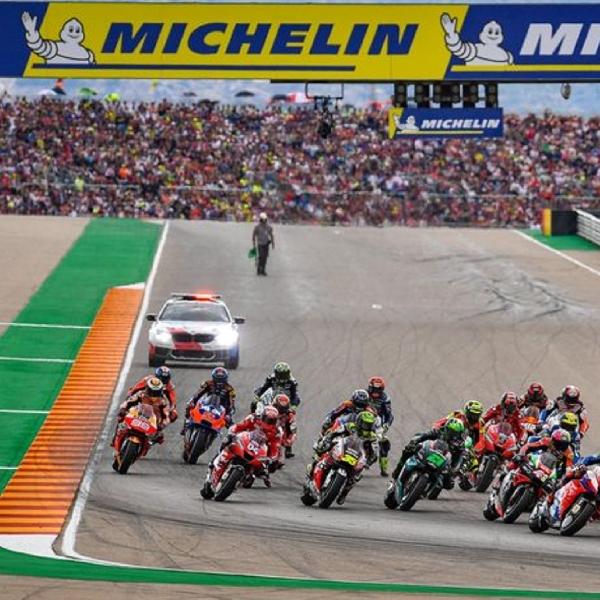 MotoGP Aragon 2021: Jadwal Sesi Latihan, Balapan dan Lainnya