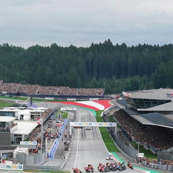 MotoGP: MotoGP Austria Hadirkan Penonton Dengan Kapasitas Penuh